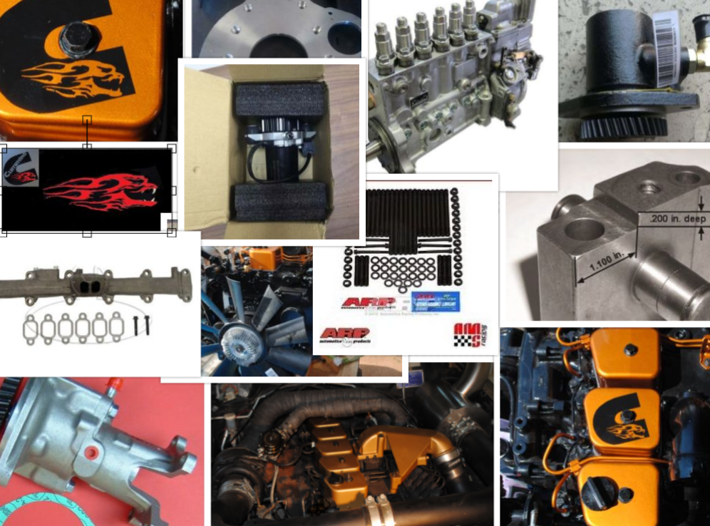 Stage-3 6BT & 4BT – HP Imports